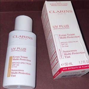 Clarins UV Plus Sunscreen Tint